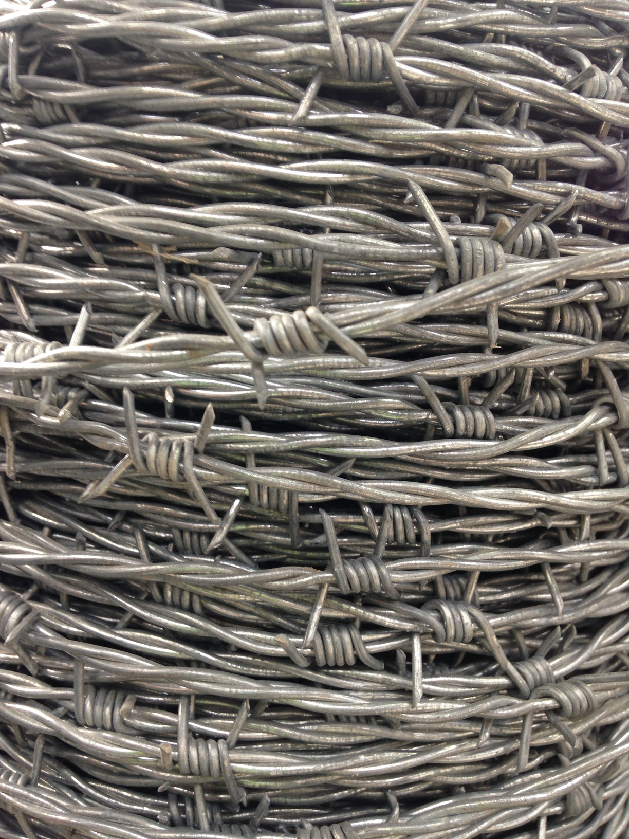 High Tensile Barbed Wire - Burn Fencing